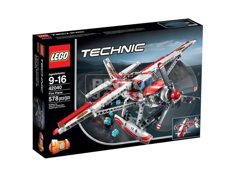 LEGO Technic Tűzoltó repülő 42040