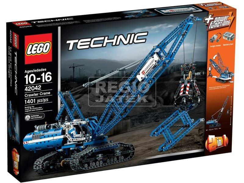 LEGO Technic Lánctalpas daru 42042
