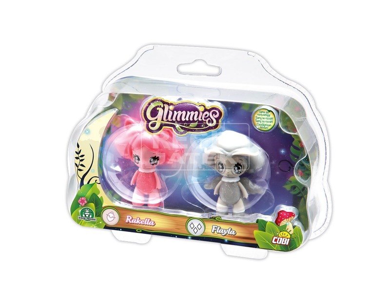 GLIMMIES BABÁK 2DB BLISTER GP