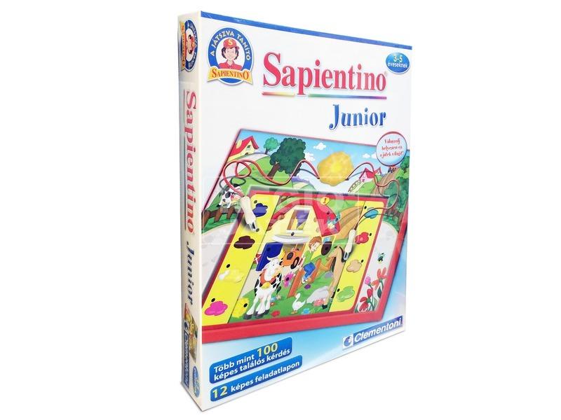 Sapiento Junior készségfejlesztő társasjáték