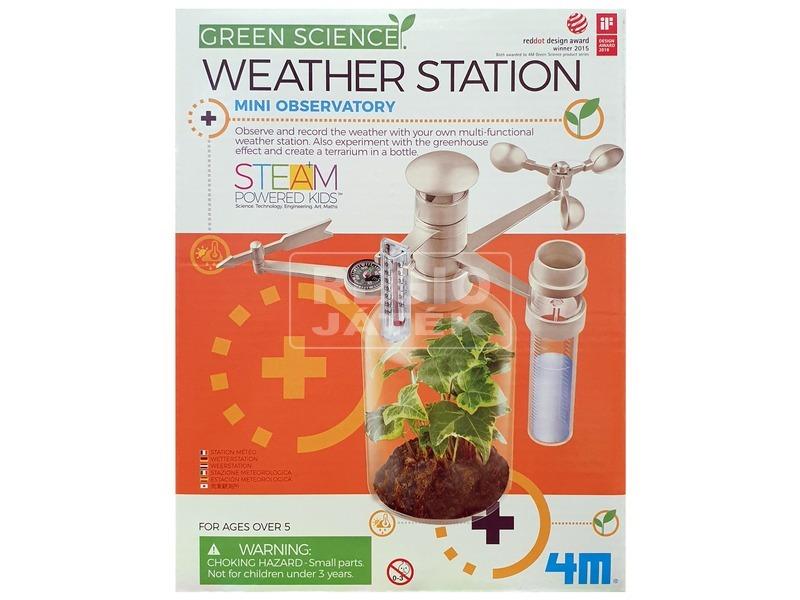 4M időjárás figyelő állomás készlet