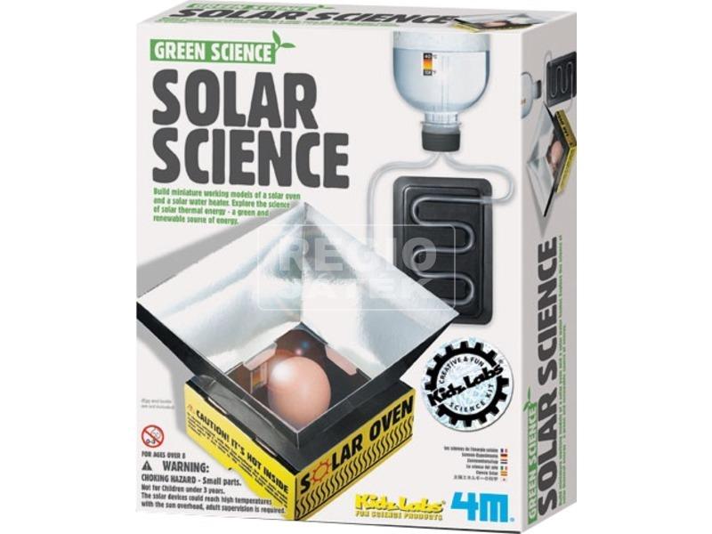 4M napenegria tudományos készlet