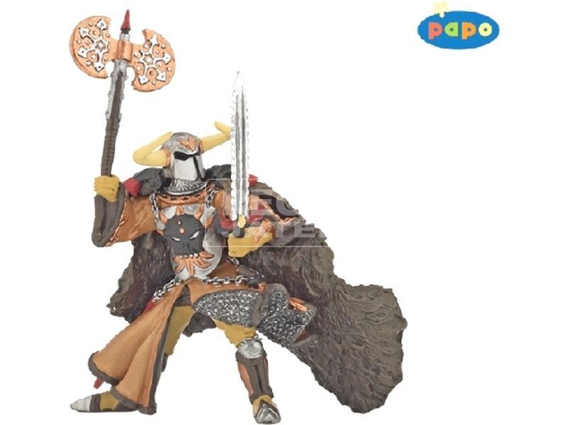 Papo viking harcos figura