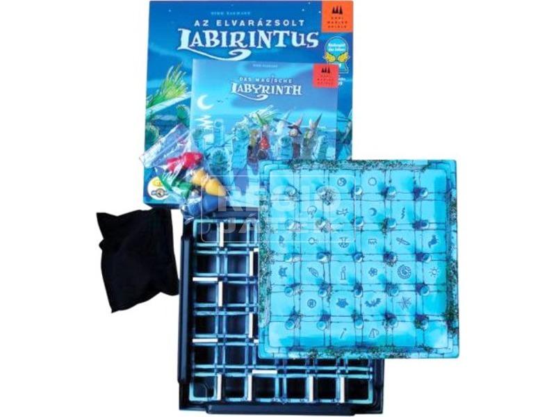 kép nagyítása Elvarázsolt labirintus társasjáték