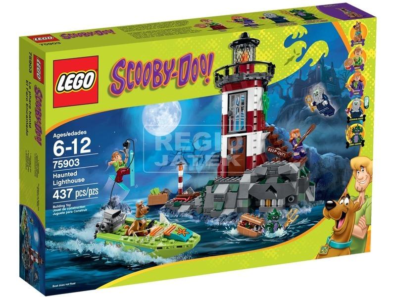 LEGO Scooby-Doo Kísértetjárta világítótorony 75903