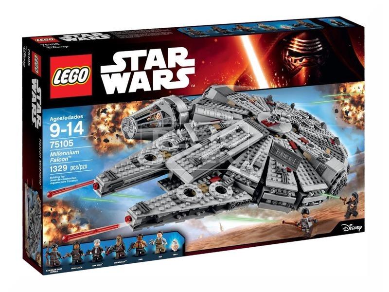 LEGO Star Wars Millenium Falcon 75105