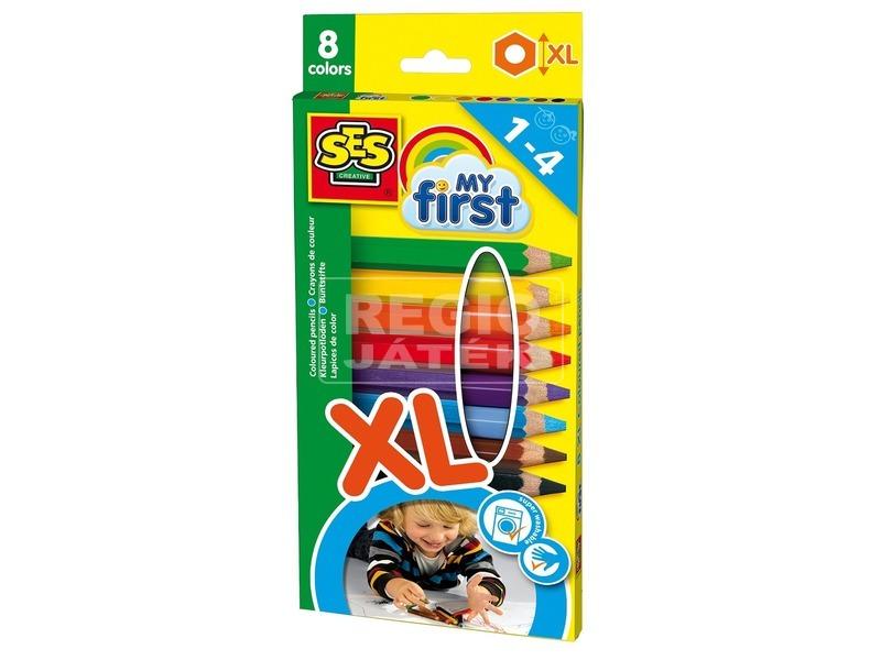 SES első színes ceruzáim 8 darabos készlet