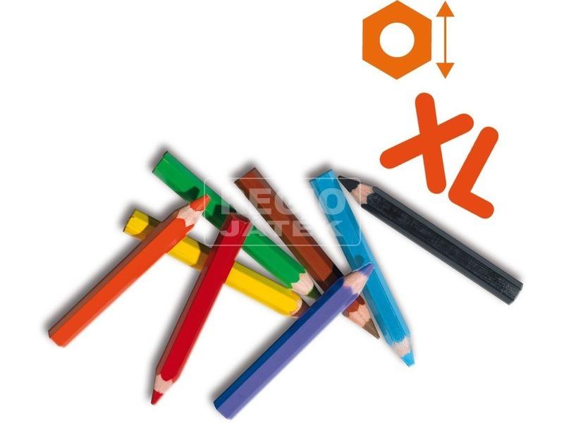 kép nagyítása SES első színes ceruzáim 8 darabos készlet