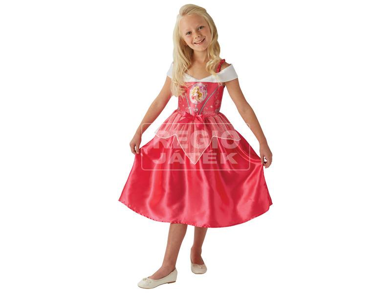 Csipkerózsika balerina jelmez - 104 cm