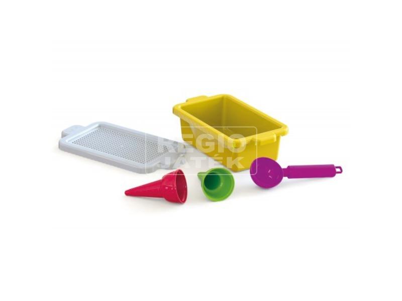 kép nagyítása Fagyikészlet dobozban homokozójáték - többféle
