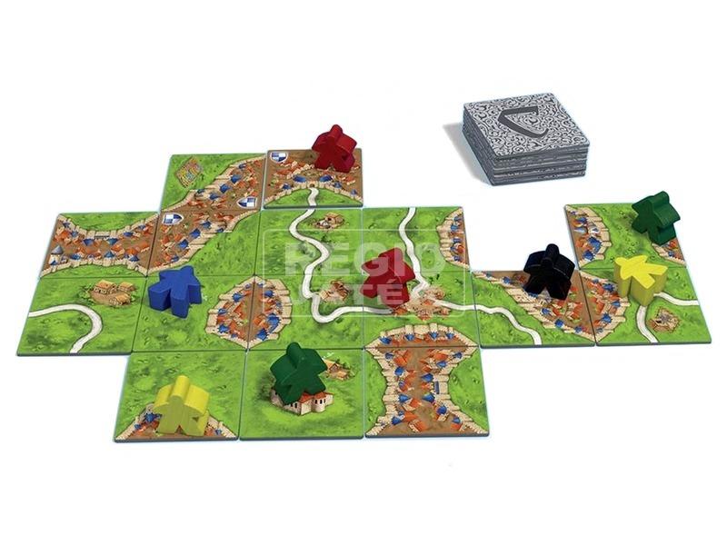 kép nagyítása Carcassonne társasjáték