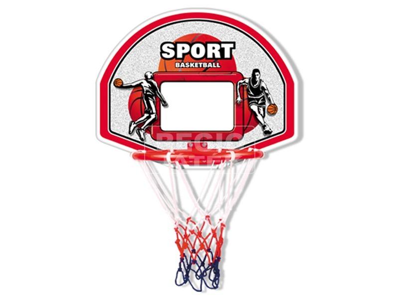 kép nagyítása Műanyag kosárlabda palánk és gyűrű