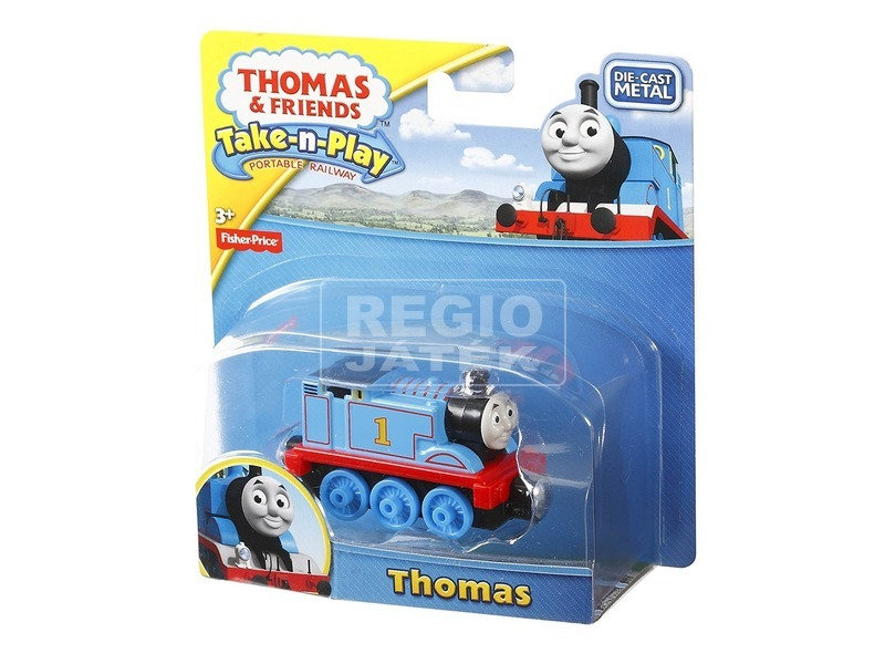 Thomas Take-N-Play mozdony - többféle