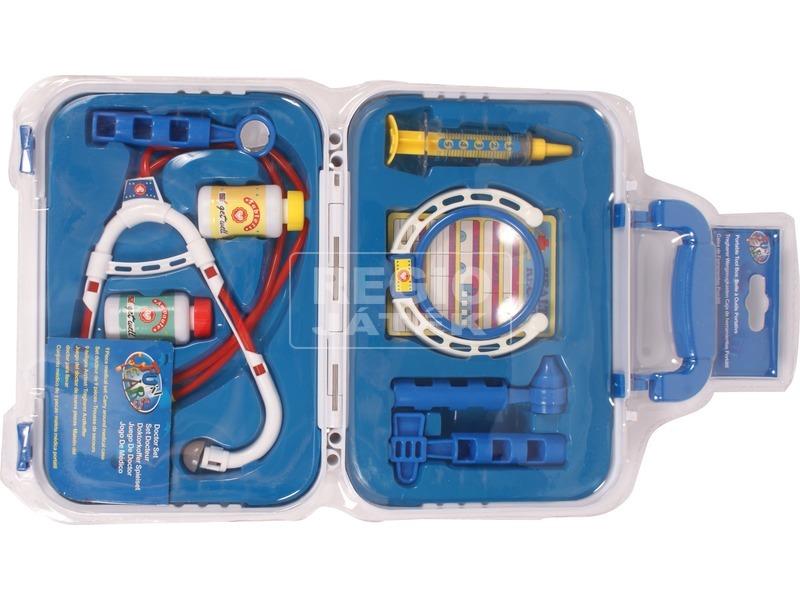 Orvosi táska 9 darabos készlet - fehér c57ba30691