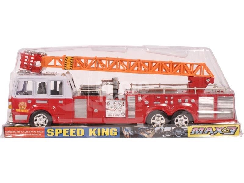 Speed King lendkerekes kosaras tűzoltóautó