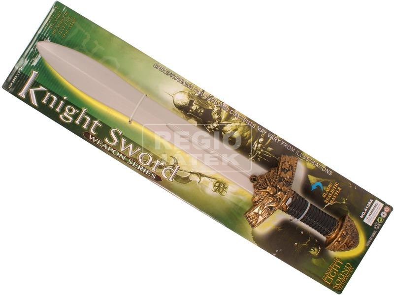 Világító lovagi kard