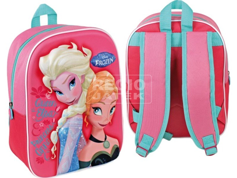 Jégvarázs hátizsák - rózsaszín
