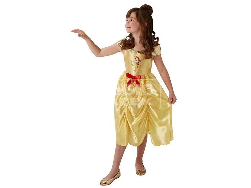 Belle hercegnő jelmez - 116 cm 46a90db1d5