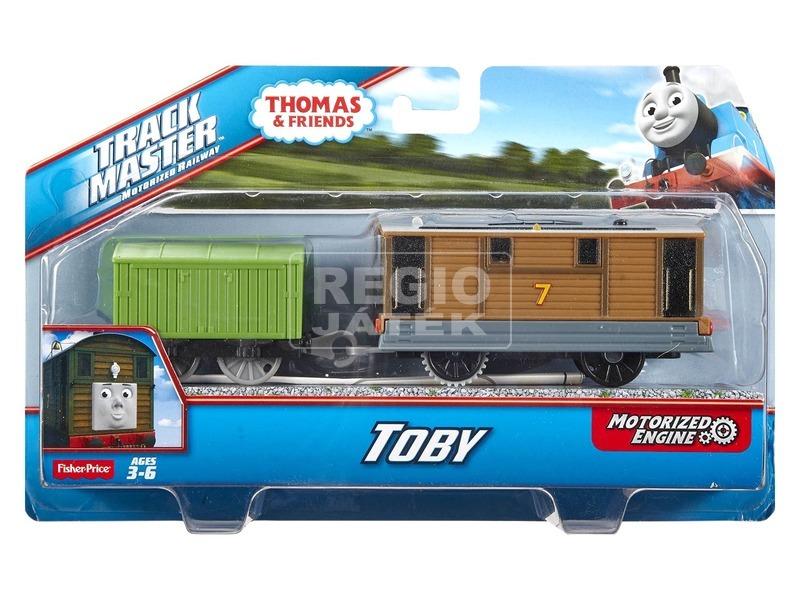 Thomas TrackMaster motorizált kisvonatok CDB