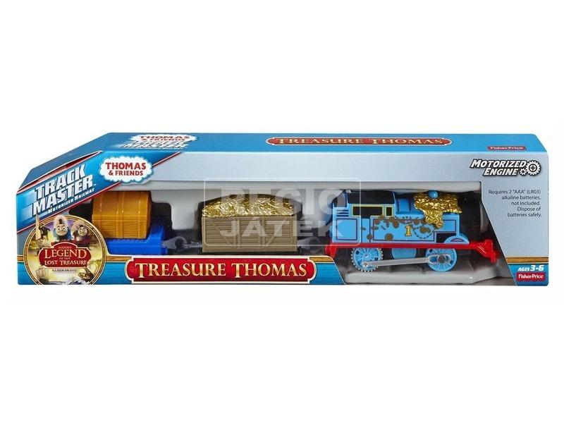 Thomas TrackMaster új mozdnybarátok +rakomány BMK