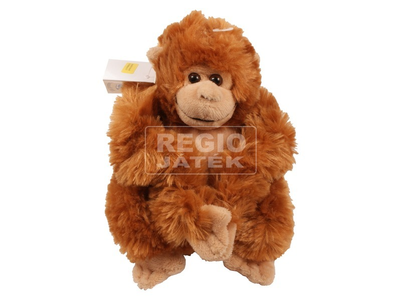 Bébi majom plüssfigura - 20 cm, többféle