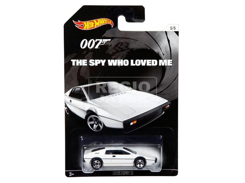 Hot Wheels James Bond kisautó - 1:64, többféle