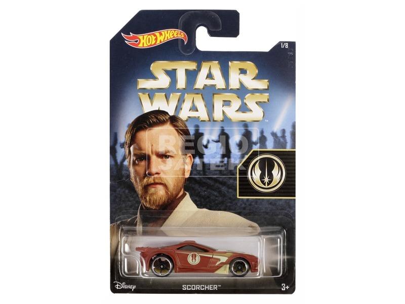 Hot Wheels Star Wars: Az ébredő Erő kisautók CKJ