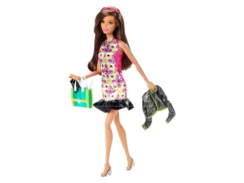 Barbie Stílusos babák CLL