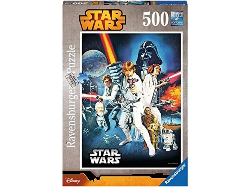 Star Wars: Az új remény 500 darabos puzzle