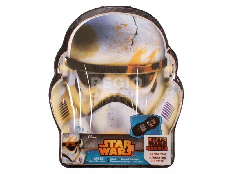 Star Wars: Rebels rajzoló készlet táskában