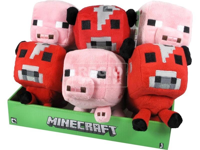 Minecraft plüss állatok 18cm. MIN