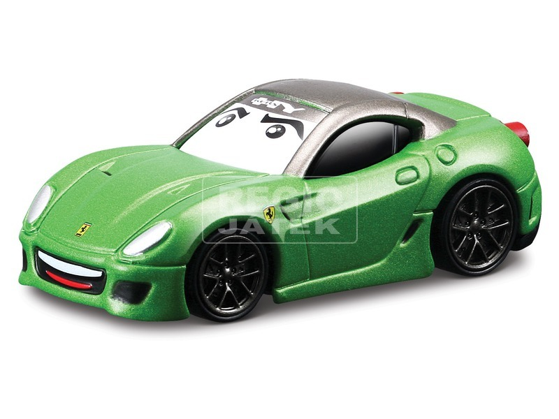 kép nagyítása Bburago Ferrari Kids kisautók Bliszteren
