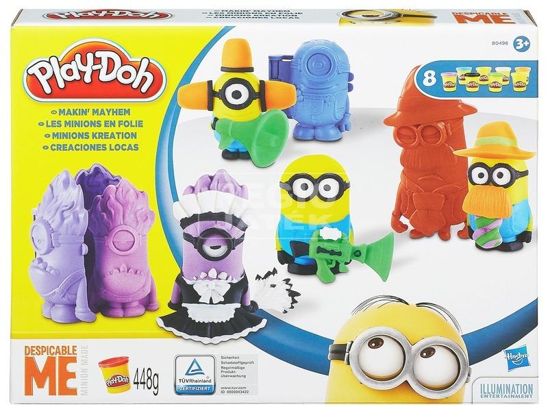 Play-Doh Minion álruha labor gyurmakészlet