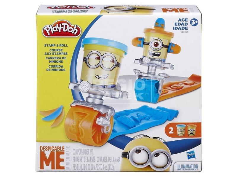 Play-Doh Minion formázó gyurmakészlet