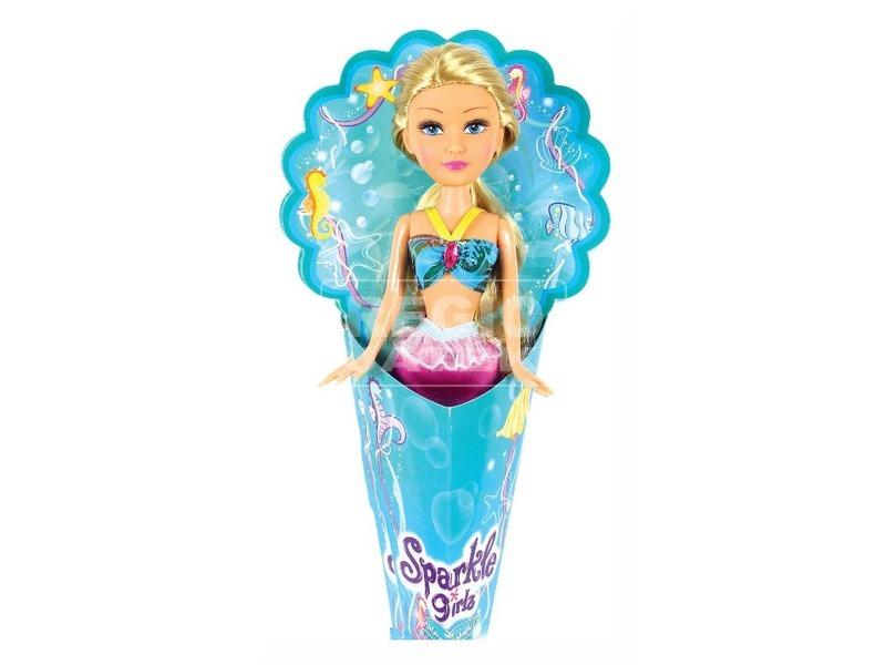 kép nagyítása Sparkle girlz - Sellő baba 30 cm, 4 féle