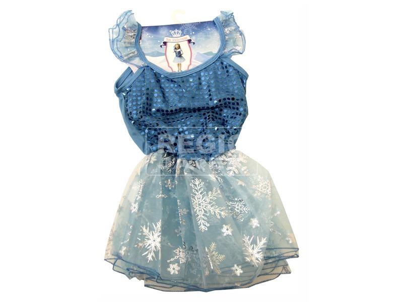Jelmez - kék jéghercegnő