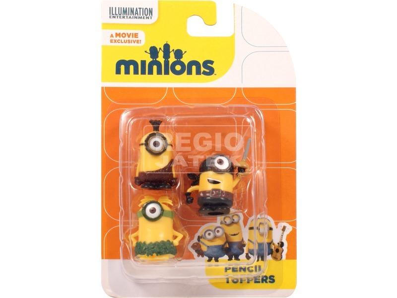 Minion ceruzavég 3 darabos készlet
