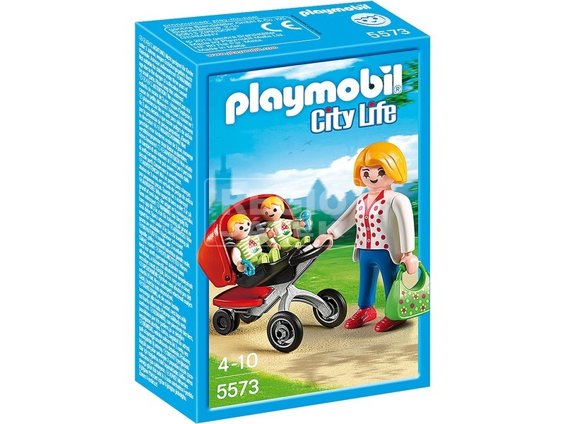 Playmobil Iker babakocsi 5573