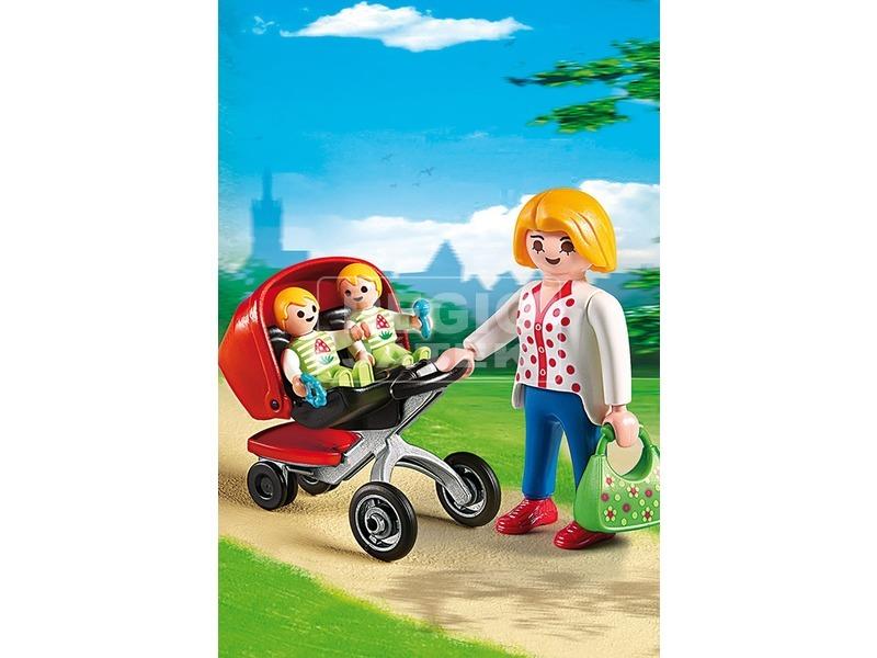 kép nagyítása Playmobil Iker babakocsi 5573