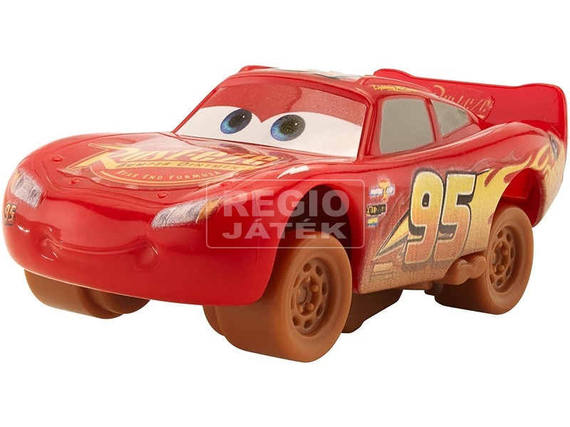 kép nagyítása Verdák 3 Crazy 8 autó - többféle