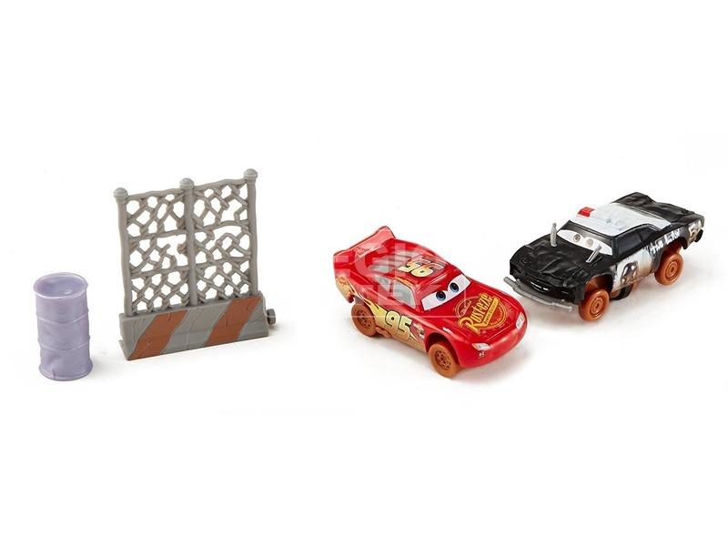 kép nagyítása Verdák 3 Crazy 8 autó 2 darabos készlet - többféle