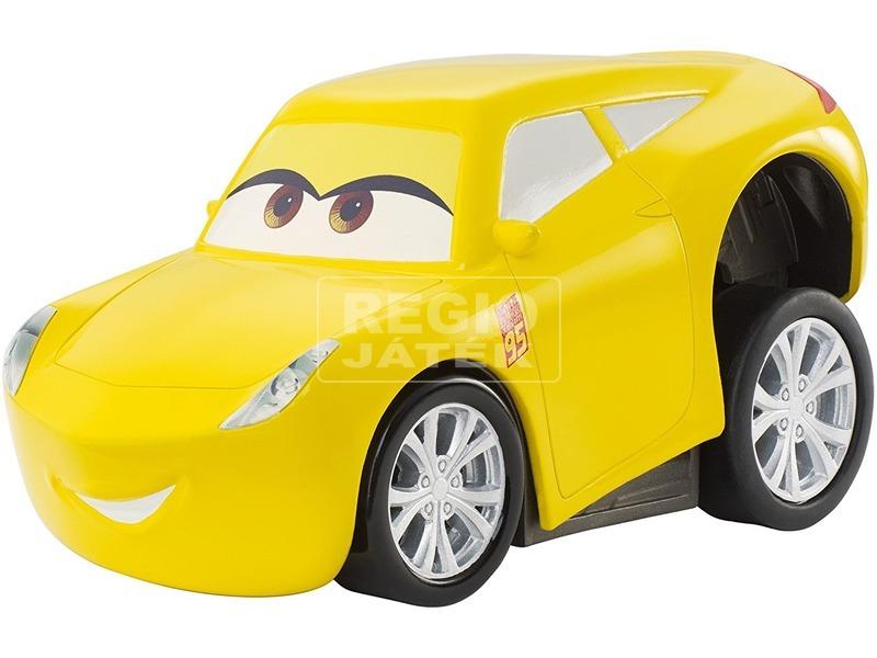 kép nagyítása Verdák 3 felhúzható autó - 13 cm, többféle