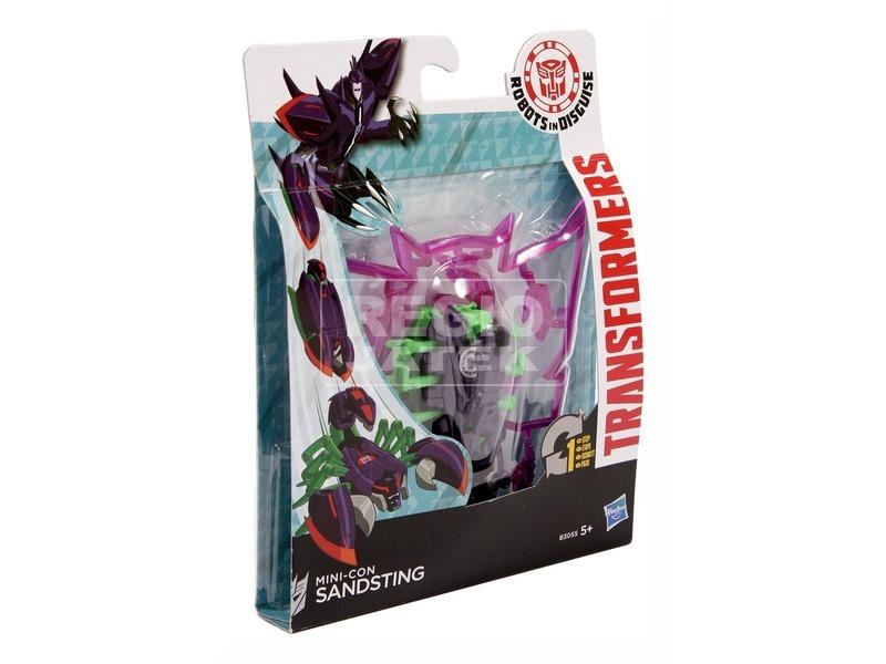 Transformers Álruhás robotok: Mini-con robot - többféle