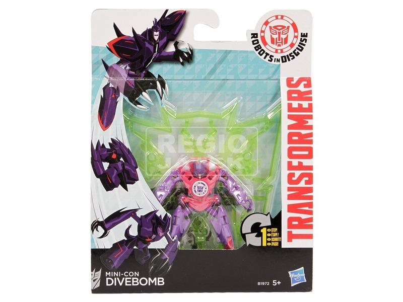 kép nagyítása Transformers Álruhás robotok: Mini-con robot - többféle