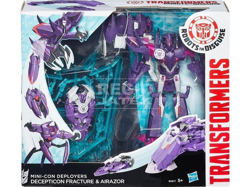 Transformers Álruhás robotok kis robot - többféle