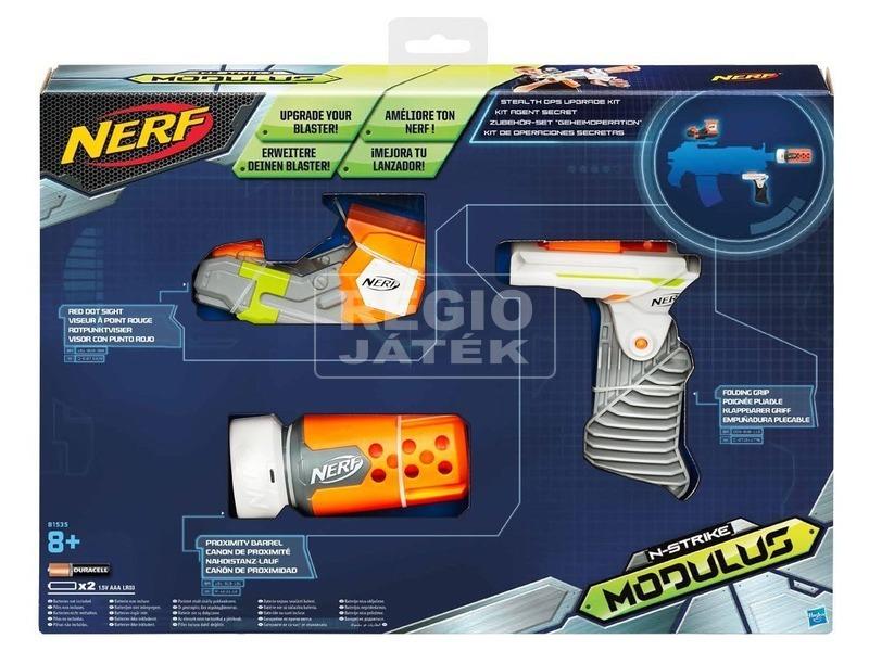 NERF N-Strike Modulus lopakodó készlet