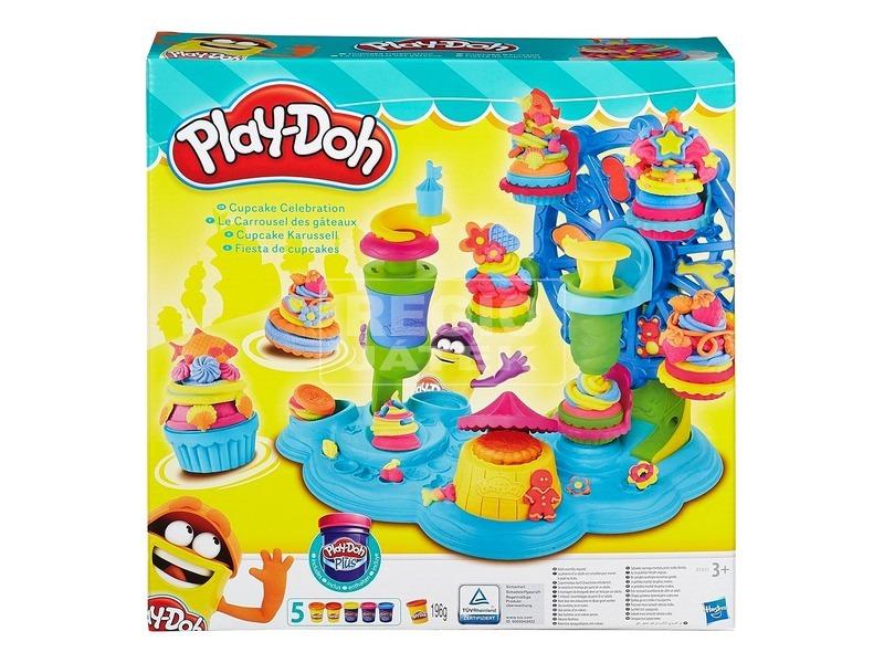 Play-Doh sütemények ünnepe
