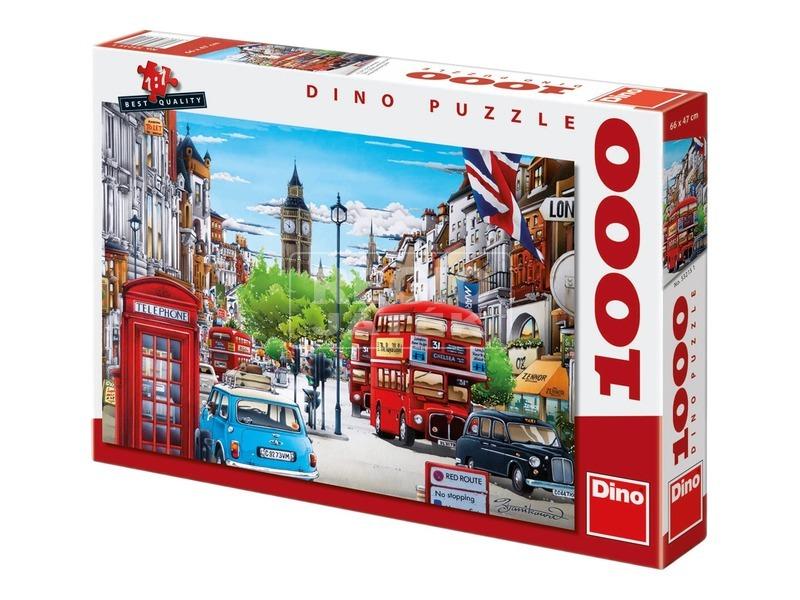 Londoni életkép 1000 darabos puzzle