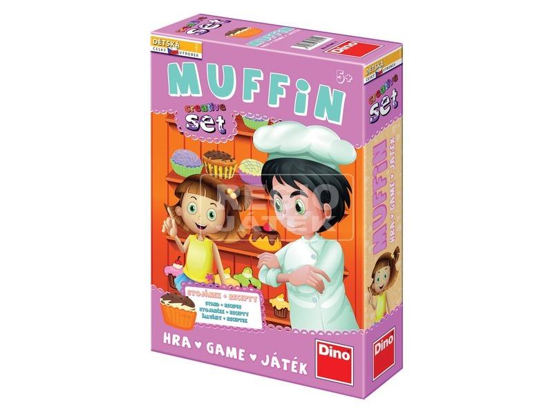 Muffin társasjáték