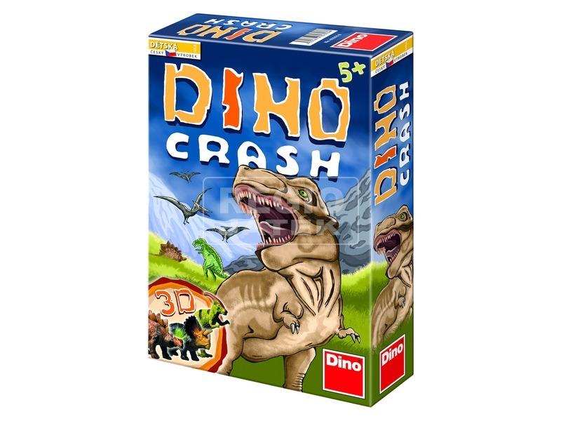 Dino Crash - Dínó futam társasjáték